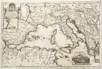 Western part of the Mediterranean Sea