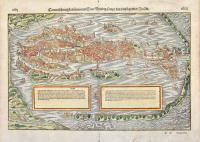 Contrafhetung der fürnemen statt Venedig sampt den umbligenden Inseln.