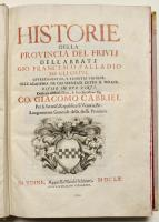 Historie della provincia del Friuli