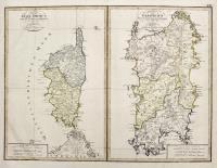 Charte von der Insel Corsica (unita a) Charte von Sardinien
