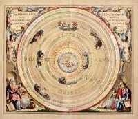 Planisphaerium Ptolemaicum sive Machina Orbium Mundi ex Hypothesi Ptolemaica in plano disposita