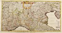 Sedes Belli in Italia comprehendens Respublicas Venetam et Genuensem, Mediolanensem Ducatum Statum Ducum…