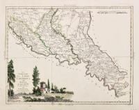 Li territori di Lodi Cremona e di Pavia di qua dal Po' di nuova proiezione
