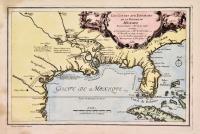 Les Costes aux Environs de la Riviere de Misisipi