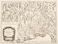 Le Frioul dressé sur la carte recemment rectifiée par les ordres de Messieurs les sept Deputés de la Ville d'Udine…par les  Sieurs Majeroni et Capellaris.