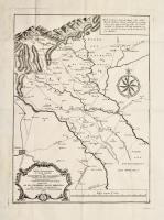 Carta topografica d'una parte del Dipartimento del Tagliamento compresa tra Piave e Livenza