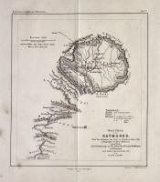 Das Thal von Katmandu nach der Aufnahme des Graf von Oriolla im Febr. 1845…zur Erinnerung an die Reise des Prinzen Waldemar von Preussen.