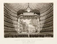 Grand Théâtre de la Scala-Teatro della Scala