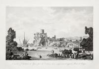 Ecueils & Château d'Yaci près de Catane lieu vulgarment appelè Port d'Ulisse