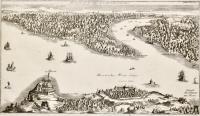 Die Stadt und der Hafen von Costantinopel