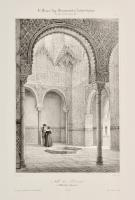Salle des Abencerrages à l'Alhambra de Grenade