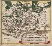 Ducatus Oswieczensis, et Zatoriensis, descriptio