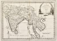 Le indie orientali delineate sulle ultime osservazioni