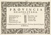 Provincia Neapolitana