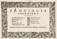 Provincia cosentina