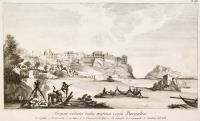 Tropea veduta dalla marina verso Pargalia