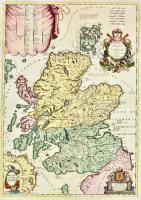 Scotia parte meridionale descritta e dedicata…(con:) Parte settentrionale descritta e dedicata…