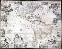 L'America Dedicata all'Illustriss. ed Eccell.mo Sig.re D. Vincenzo di Capova Duca di Termoli, Conte d'Anversa
