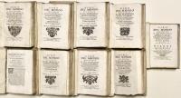 Giro del mondo [...]. nuova edizione accresciuta, ricorretta, e divisa in nove volumi