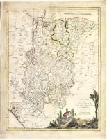 Gli Stati di Modena parte della Repubblica Cispadana di nuova proiezione