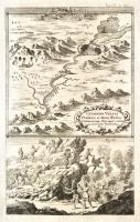 Catadupa Velini Fluminis et Mons Aeolius Caesianorum, fitusque circum jacentium locorum