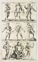 Cynocephalus – Homo magnis auribus – Astomus – Arimaspus sive monoculus – Blem mius – Homo Sylvestris et pilosus…