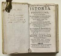 Istoria delle perrucche in cui si fa vedere la loro origine, la usanza, la forma...tradotta dal francese...