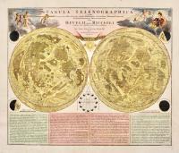 Tabula selenographica in qua Lunarium macularum exacta descriptio…