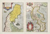 Apuliae quae olim Iapygia - Nova corographia-Calabriae descrip.