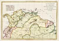 Nouveau royaume de Grenade, nouvelle Andalousie, et Guyane