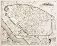Cremone, Ville du Duché de Milan. Exactement dessinée sur le lieu…
