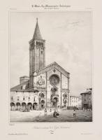 Portail Occidental de l'Eglise Cathédrale de Parme