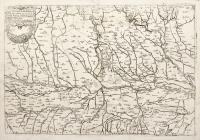 Dissegno del Territorio et Stato di Mantova con gli Stati confinanti cioe Cremonese, Bozolo, Modonese, Guastalla, Nuvolara, Correggio, Mirandola, Ferrarese, Veronese, Bresciano, Castiglione et di Vescovato.