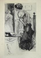 Poupees de Paris, Bibelots De Luxe. Compositions et gravures originale de (Almery) Lobel – Riche.