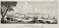 Ansicht von Sidney von der Südseite, und der Mündung des Parramatta Flusses