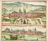 Halberstadium e Quedelinburga.