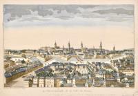 Vue généralle de la ville de Vienne