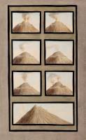 Plans of the top of Mount Vesuvius (tav. II)