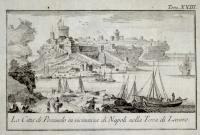La Città di Pozzuolo in vicinanza di Napoli nella Terra di Lavoro.