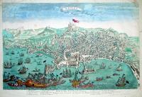 Naples, ville de la Province de Labour, archiepiscopale et Capitale du Royaume de Naples.
