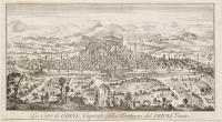 La città di Udine capitale della provincia del Friuli Veneto