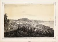 Ansicht der Stadt Triest – Veduta della città di Trieste – Wzhled mnésta Trigestu – Triest vàrasànak Tekintete.