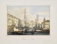 Trieste, le Pont Rouge-Trieste, il Ponte Rosso