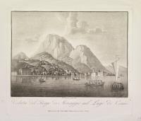 Veduta del borgo di Menaggio sul lago di Como