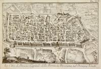 La città di Brescia capitale della provincia bresciana nel Dominio Veneto