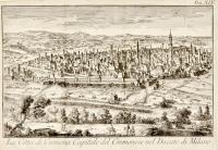 La città Cremona Capitale del Cremonese nel Ducato di Milano