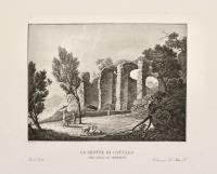 Le grotte di Catullo nell'isola di Sermione.