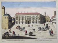 Prospectus Collegii Borromaei Papiae (ripetuta in francese).