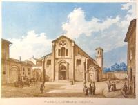 Piazza S. Michele in Cremona.