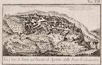 La Città di  Narni nel Ducato di Spoleto dello Stato Ecclesiastico